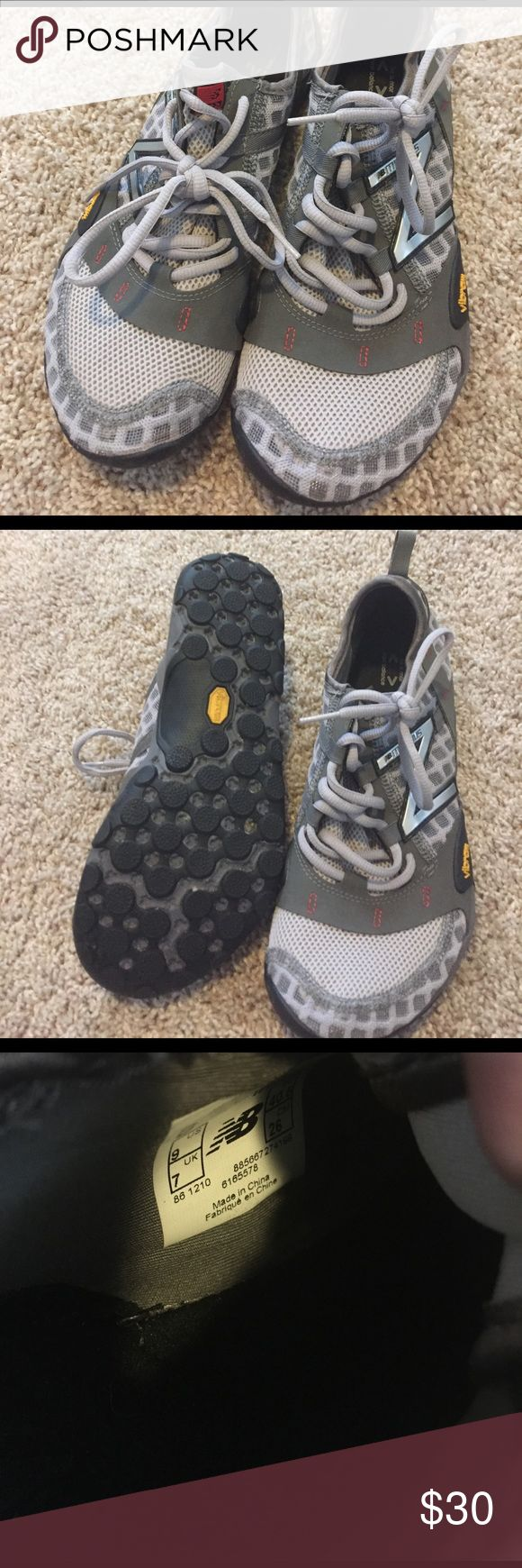 New balance minimums vibram Almost new condition New Balance Shoes Athletic Shoes