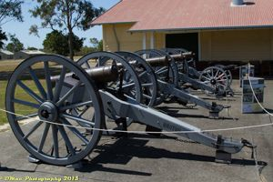 Small cannons