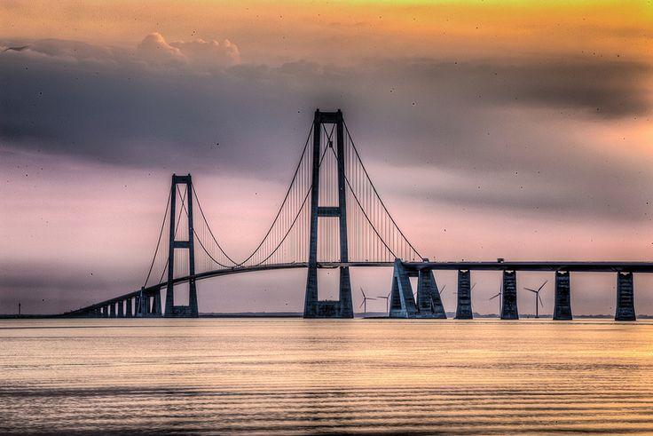 Storebæltsbroen, Denmark | Flickr - Photo Sharing!