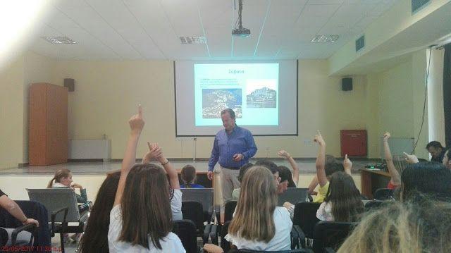 Ηγουμενίτσα: Ημερίδα Σε Δημοτικά Σχολεία Για Τη Βιώσιμη Διαχείριση Των Ακτών