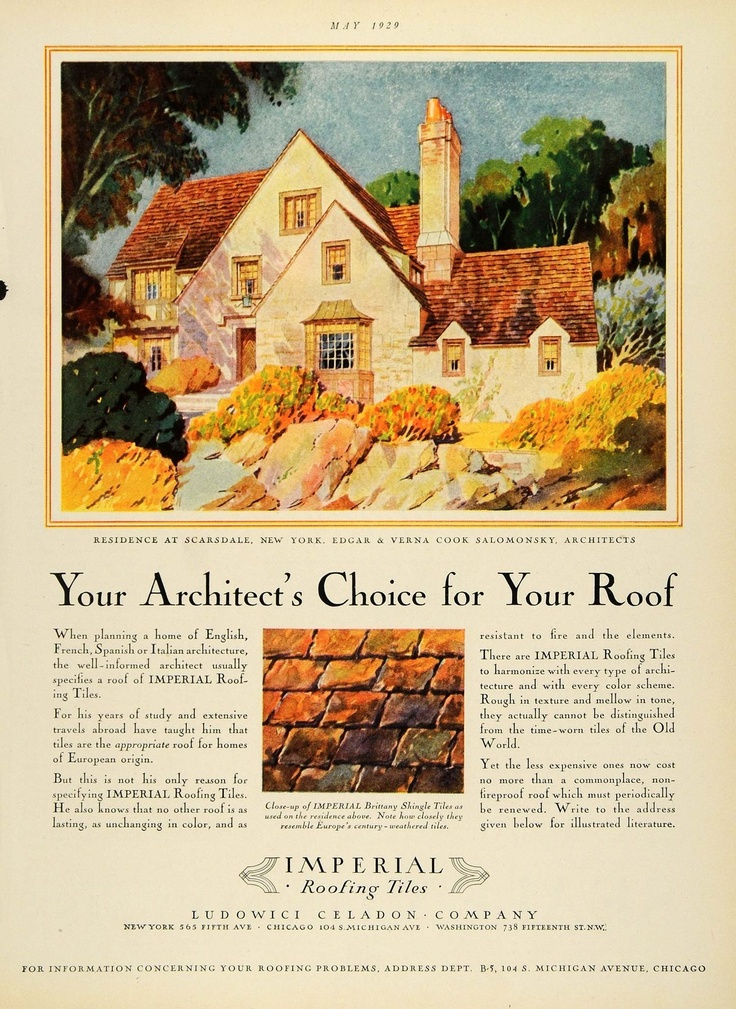 17 Best Images About Vintage Roof Ads On Pinterest Roof