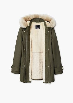 Parka mit fellkapuze - Damen   Fall Winter Trends 2018-2019   Winter ... 29aae4dda0