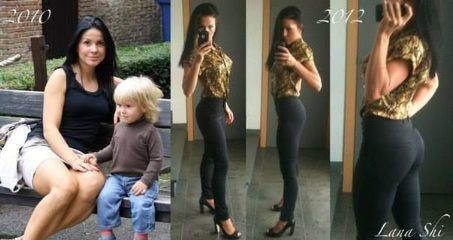Very inspiring story. fat loss, weight loss, Before and ...
