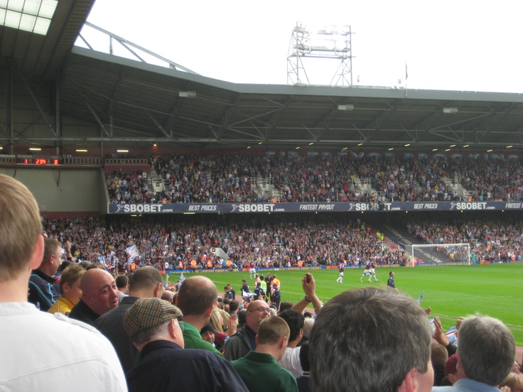 West Ham United, Upton Park.
