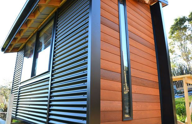 corrugated iron house cladding google search house