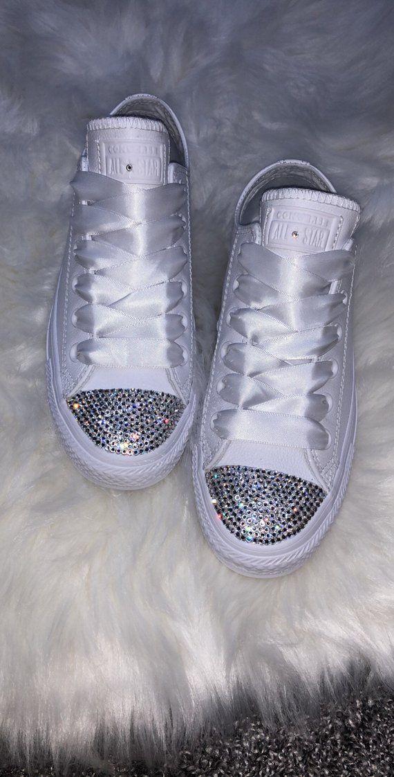 3f716bce06d8 Wedding converse bridesmaid converse wedding shoes