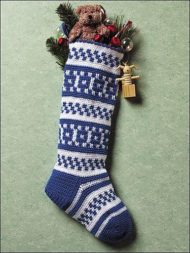 611 besten Knit & crochet stockings Bilder auf Pinterest | Strumpf ...