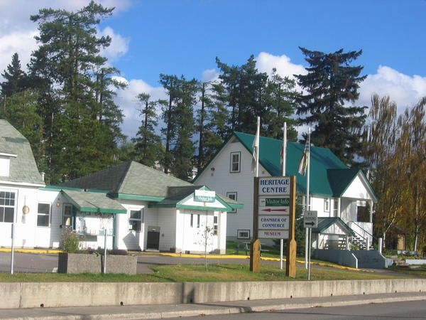 Burns Lake & District Chamber of Commerce and Visitor Information Centre