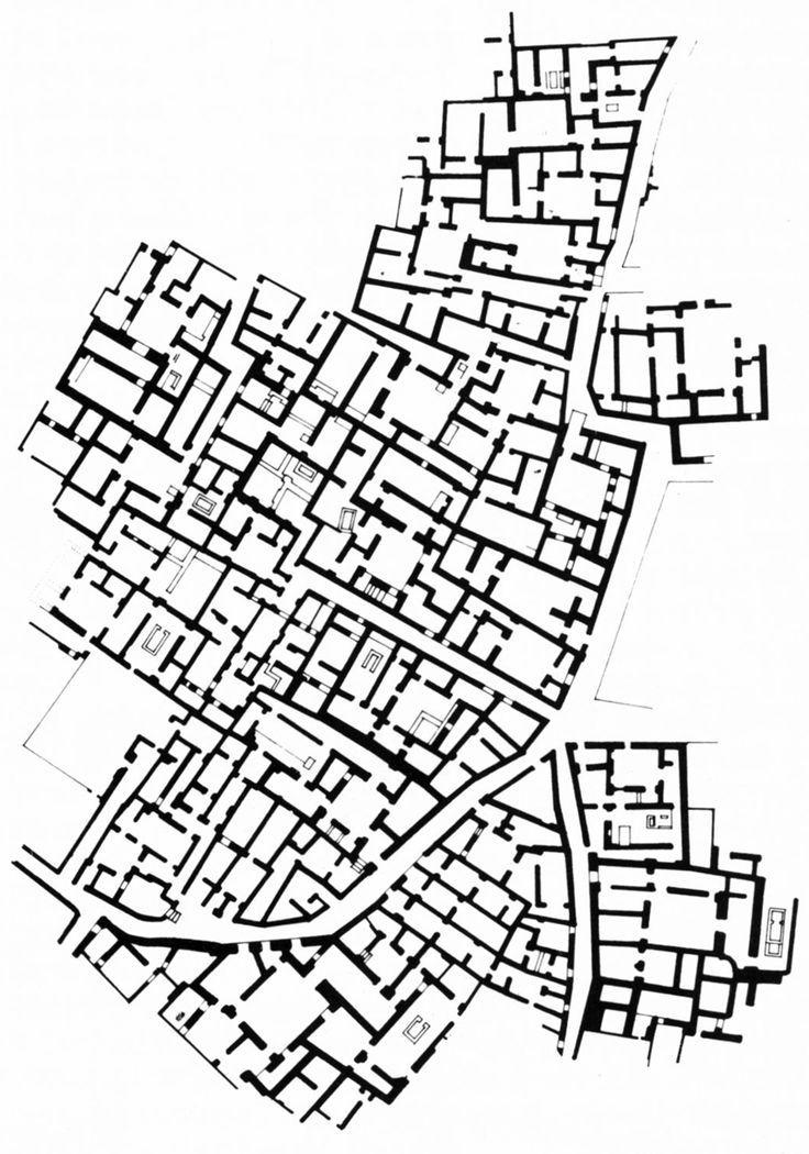 Estructura urbana de la ciudad de Ur | Cerca de Nasiriya; Irak | 1900 aC
