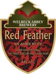 Red Feather ale: