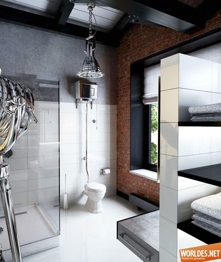 Роскошные ванные комнаты фото 27