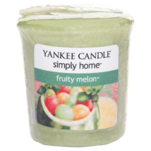 Yankee Candle Votive, Fruity Melon