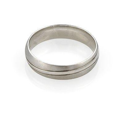 Обручальное кольцо на заказ C5544