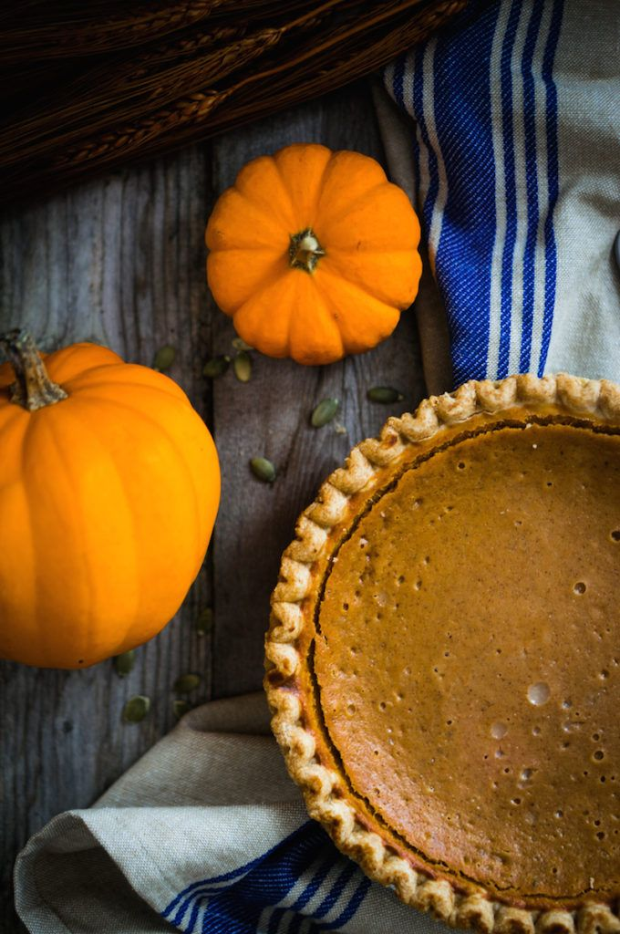 Torta di zucca o pumpkin pie? Scopri la ricetta tradizionale americana per preparare una classica e ottima torta di zucca autunnale.