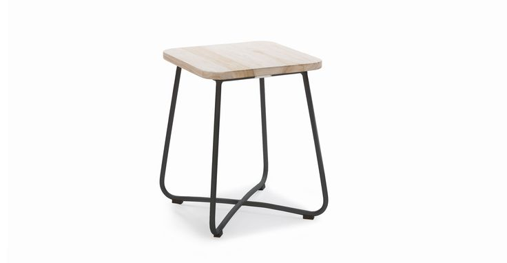 Nimbus Graphite Side Table