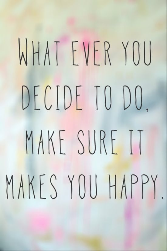There are things in life you must do that you dislike doing but choose to be happy despite your situation and realize your mindset isn't relying on your situation to be positive.