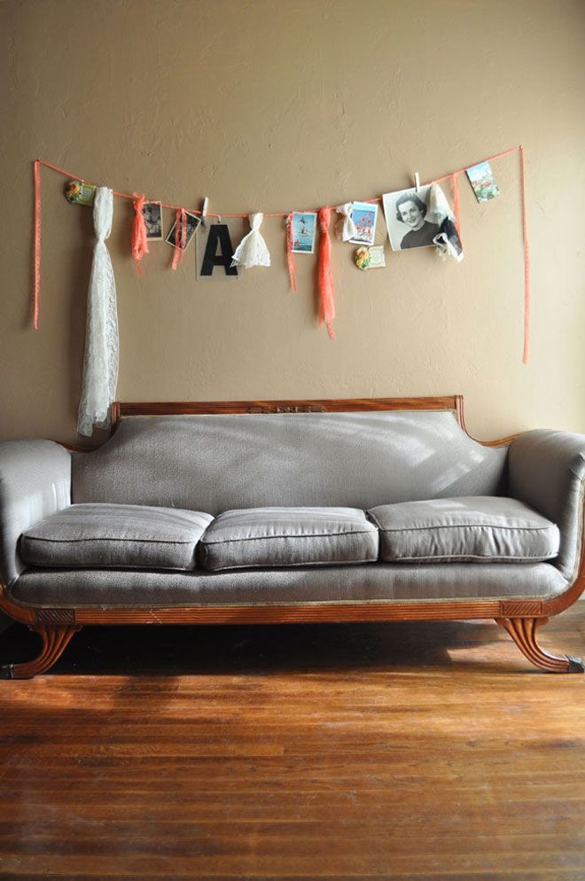 Boho Bunting: Wall Decor, Living Rooms, Couch, Green Wedding Shoes, Cute Ideas, Display, Garlands, Photo, Boho Buntings