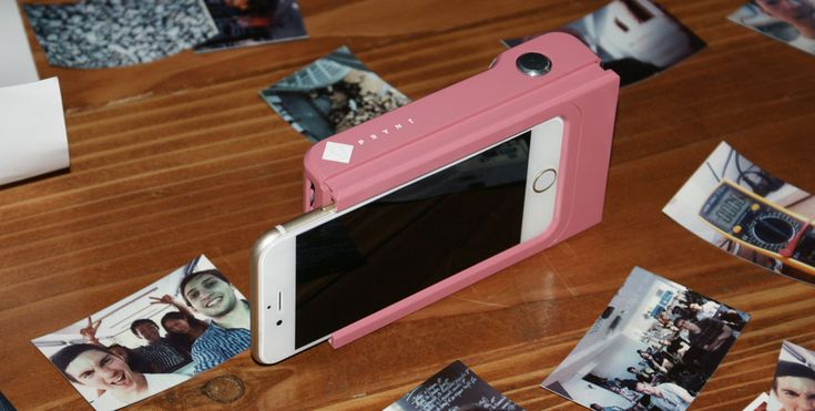 Featured Image for The Prynt smartphone case turns your smartphone into a portable printer