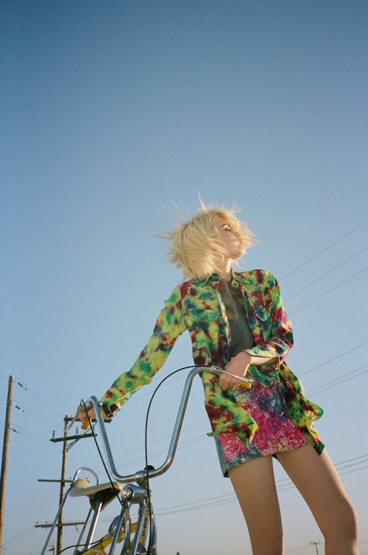 pedalfar:    Sky Ferreira by Jason Lee Parry for ASOS July 2013 | Photoshoot