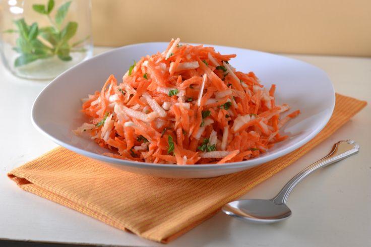Carrot Apple Salad - Kosher Recipes - OU Kosher Certification