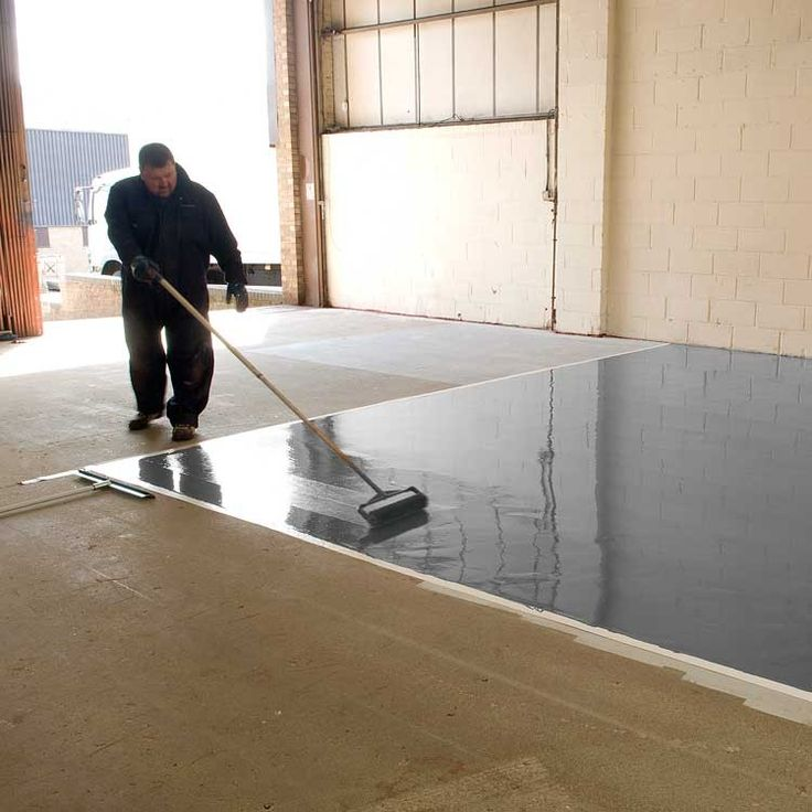 Resiflow  Watco self levelling epoxy resin floor screed