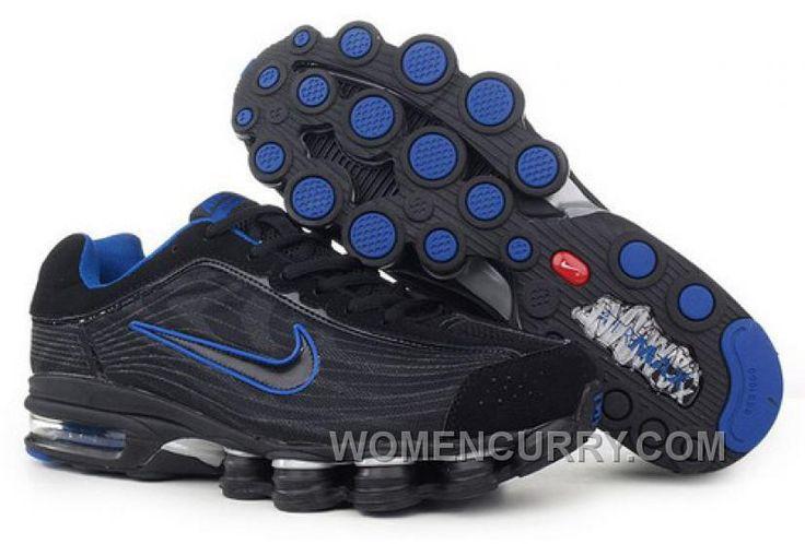 https://www.womencurry.com/mens-nike-air-max-shox-r4-shoes-black-blue-lastest.html MEN'S NIKE AIR MAX SHOX R4 SHOES BLACK/BLUE LASTEST Only $85.59 , Free Shipping!