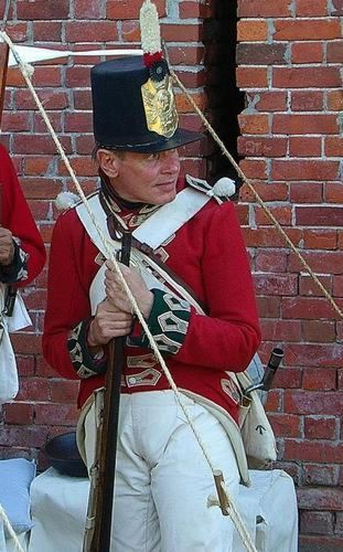 Private (Battalion Company)-The 49th (Hertfordshire) Regiment of Foot- in the Canadas- 1802-1815
