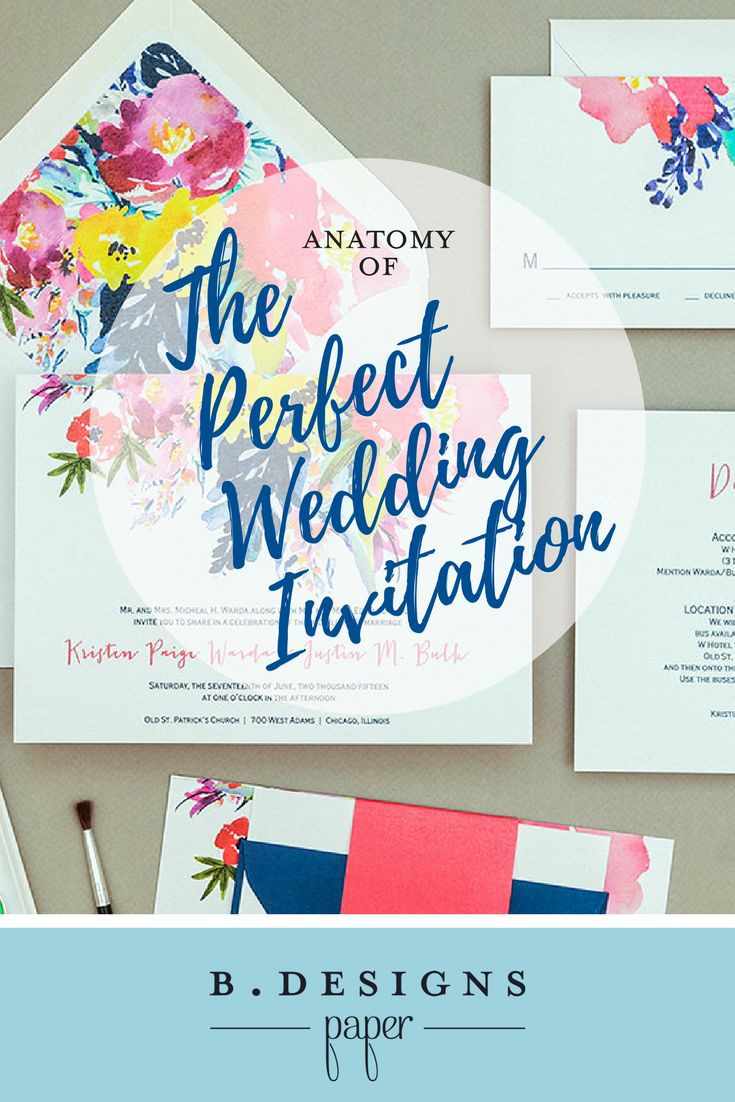 316 Best B Design Paper Wedding Invitations Images On Pinterest