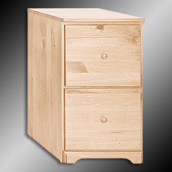 Awesome solid Pine File Cabinet