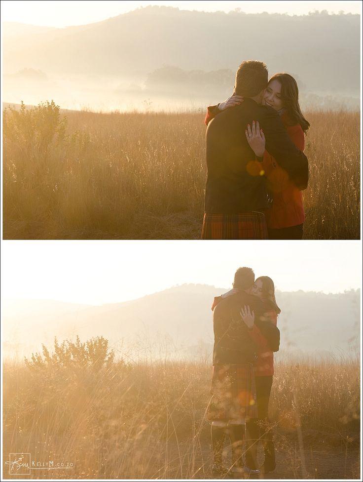 Sunrise | Save The Date Engagement Photoshoot | kellym.co.za