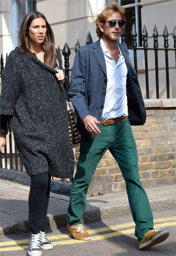 Tatiana Santo Domingo is pregnant with second child ...