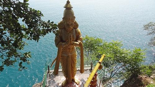 Trincomalee Konesvaram Temple, Trincomalee, Sri Lanka (www.secretlanka.com)
