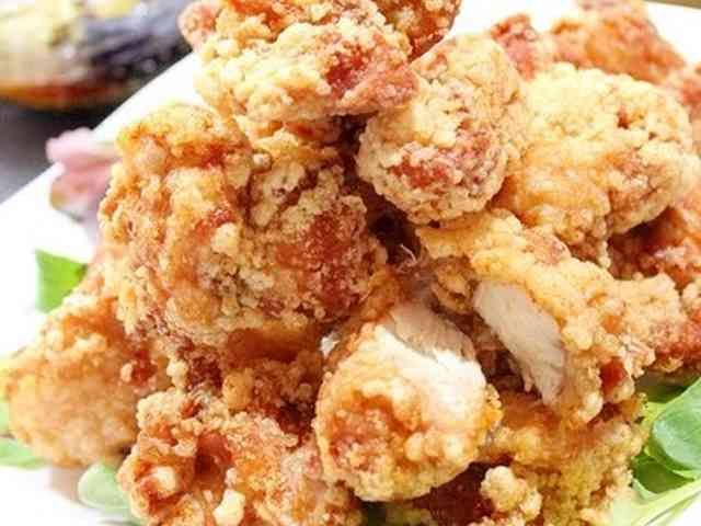 カリッカリ♪我が家自慢の鶏の竜田揚げの画像