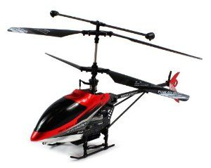 JR-812 Electric RC Helicopter GYRO 4CH 1GB Spy Video Camera RTF by Velocity Toys. $99.95. Features:  Built in Spy Video Camera with 1 GB Micro SD Memory Card to Record Your Flight!  Free USB Card Reader to Easily Transfer Your Videos to a Computer!  Up to 25 Minutes of Recording Time!  Video Recording Can Be Switched On or Off via the Remote Control  Camera Resolution: 640 x 480 Pixels. Remote Control requires 6 AA Batteries to run (not included). Coaxial and Tail Rotor  Rep...