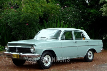1964 EH Holden Special - I miss my Betty...although mine had the venetians...such a beauty