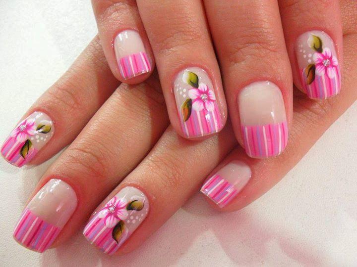 imagenes uñas decoradas - Buscar con Google