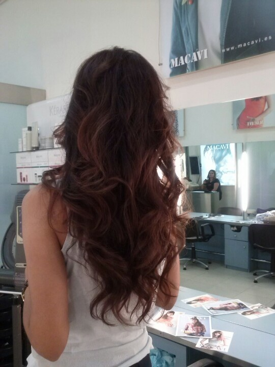 My hair: Fashion, Hairs