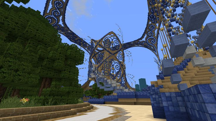 People build some amazing things in Minecraft