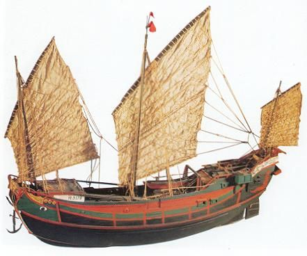 CHINESE JUNK BOATS | no look that that junk the junk was a boat