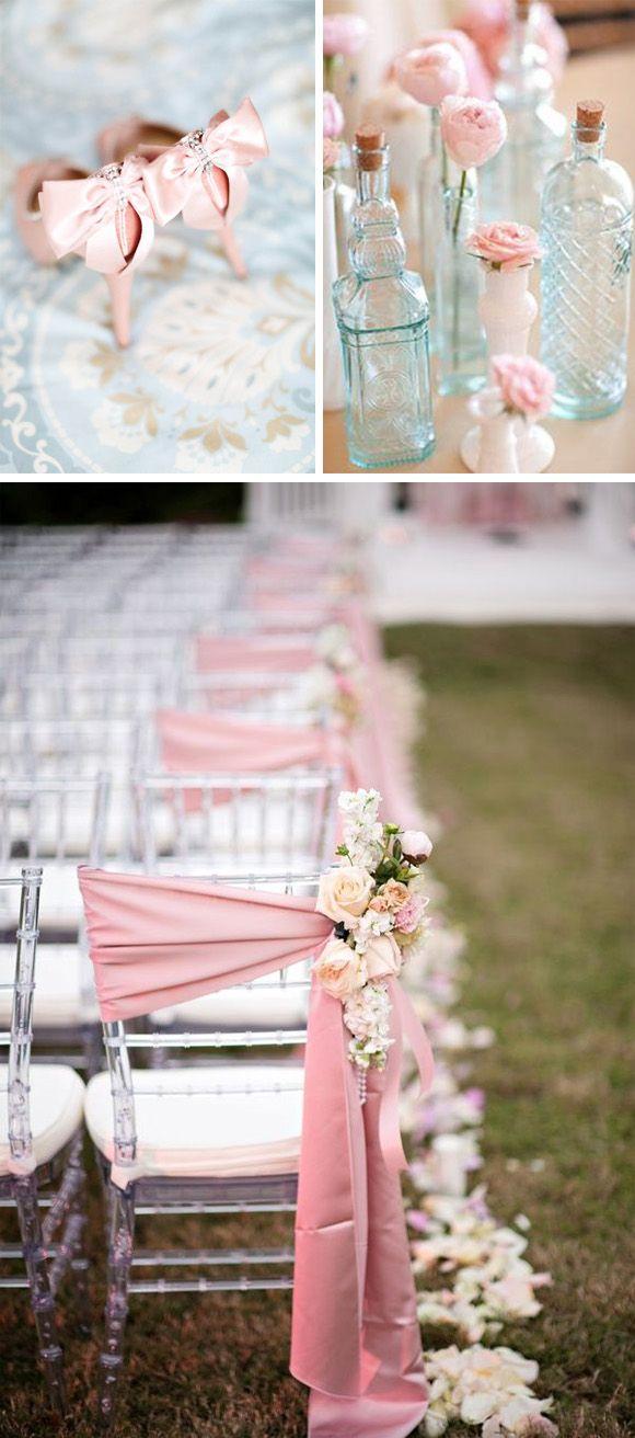 Colores para una boda clasica. Ideas para bodas clásicas