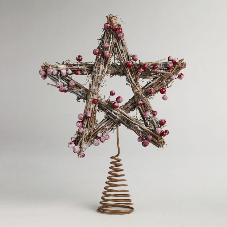 Make A Star Christmas Tree Topper