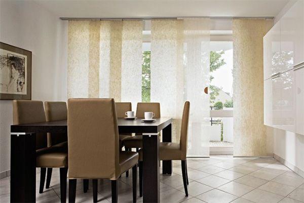 Design curtains for kitchen-24