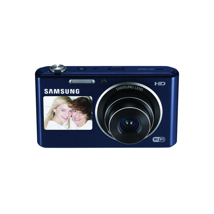 Samsung DV150 16.2MP Dual View Wifi Smart Camera exciting offer at Betta Electrical NZ