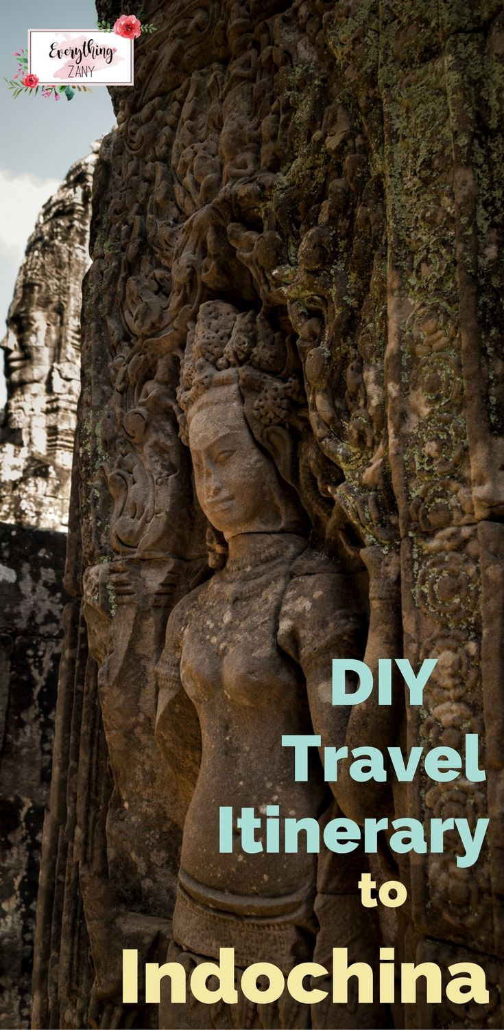 DIY Travel Itinerary to Indochina (Cambodia, Thailand and Malaysia)  Solo travel using this travel itinerary to Indochina.I've always been fascinated by the mystical beauty of Indochina. The ancient temples and grandeur architectural designs of their buildings are really outstanding! It has a lot of character that reflects their culture and traditions.