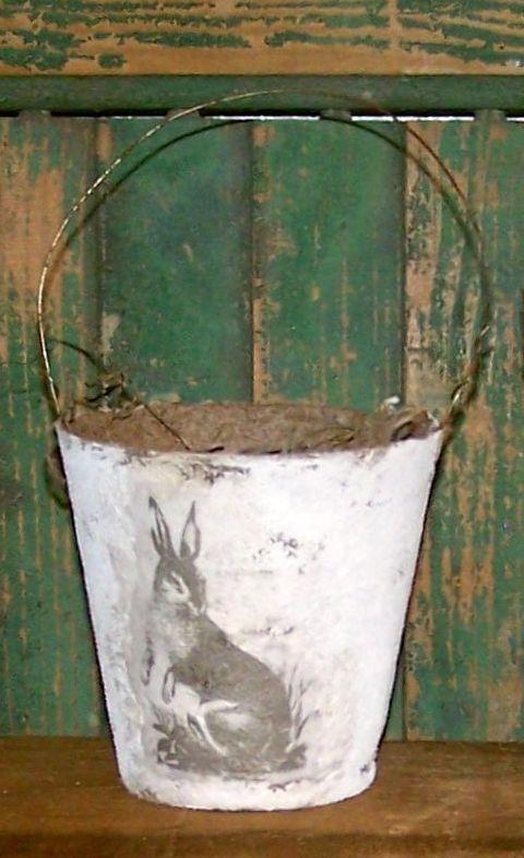 Primitive Easter Basket Shabby By PrairiePrimitives Just Listed 9 More Of