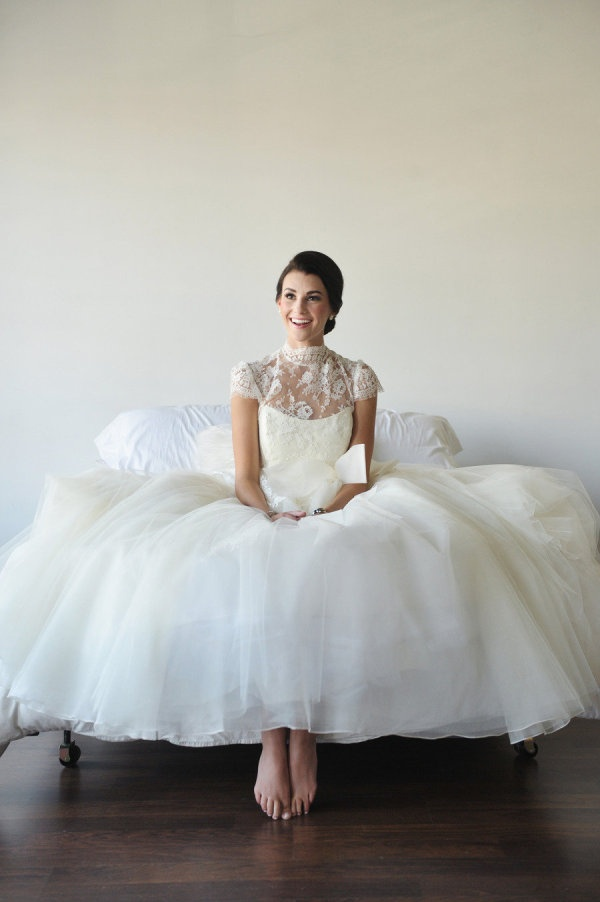 ballet inspired bridal look  Photography By / rebekahwestover.com, Styling, Design   Coordination By / attention2detailevents.com, dress by http://www.rivini.com/