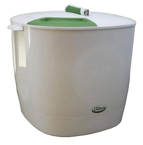 Aqua Laser Handwasmachine met centrifuge