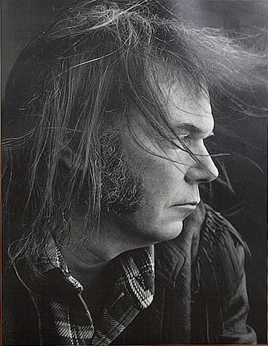 Neil Young, my favorite musical performer!