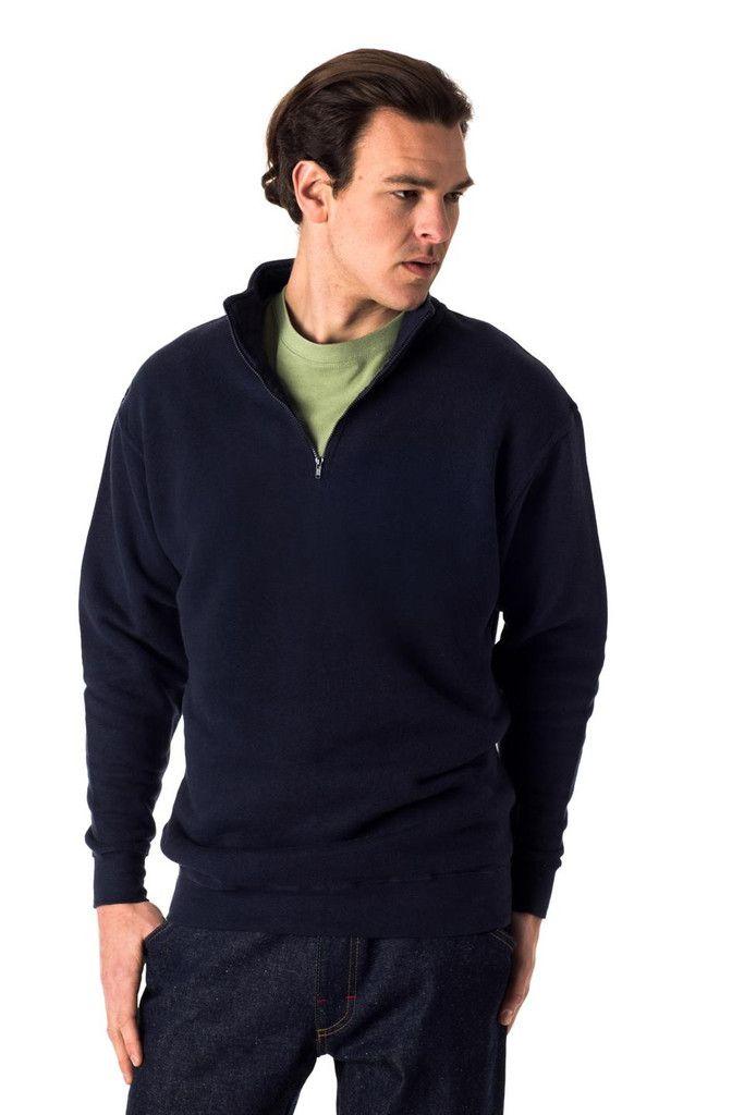 1/4 Zip Pullover – Hemp & Company