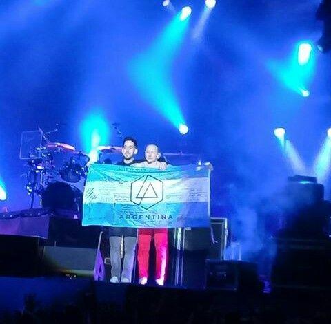 Linkin Park En Argentina!!!